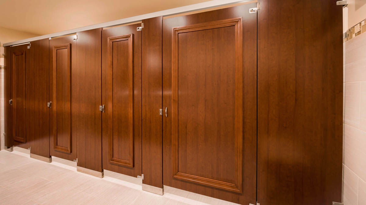 Full Height Partitions Ironwood Mfg